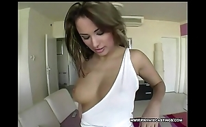 Romanian regina has a great pair of tits added to a careful soiled snatch