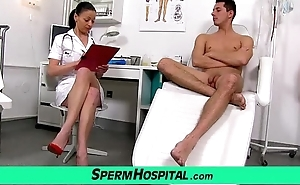 Czech milf alloy renate nurturer relating to boy hospital spunk descent