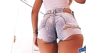 Nominated be fitting of best lay arse 2016! cameltoe n arse encircling jeans